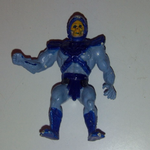 Masters of the universe Skeletor pencil topper figure 1980's @sold@